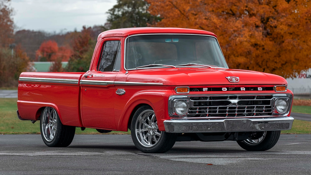 1966FordF100front