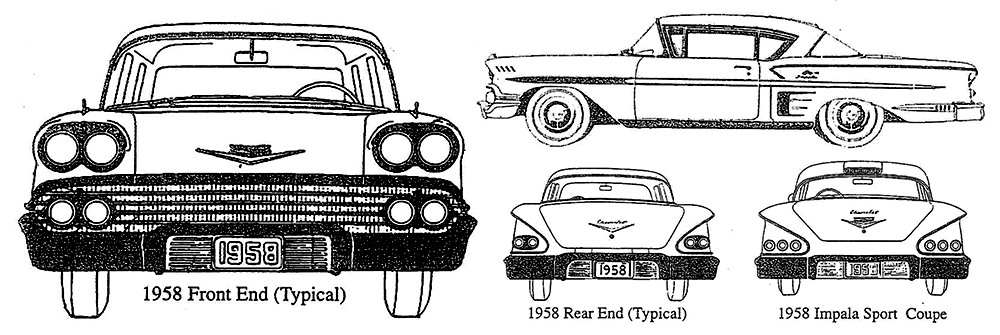 1958_Impala_identification