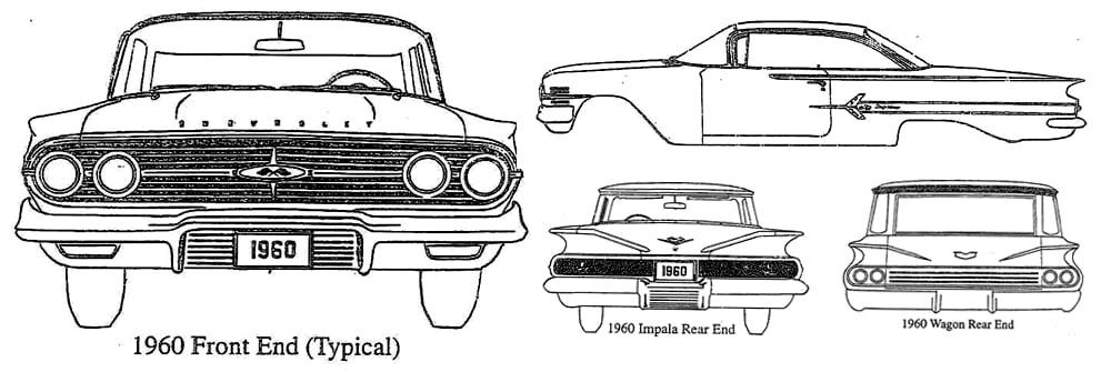 1960_Impala_identification