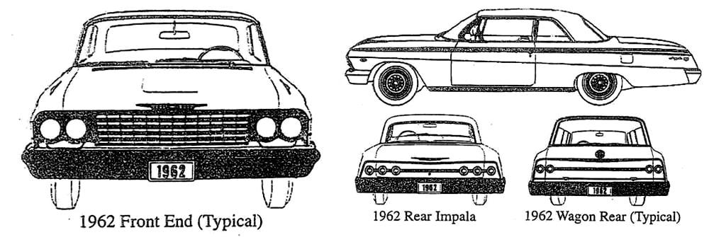 1962_Impala_identification