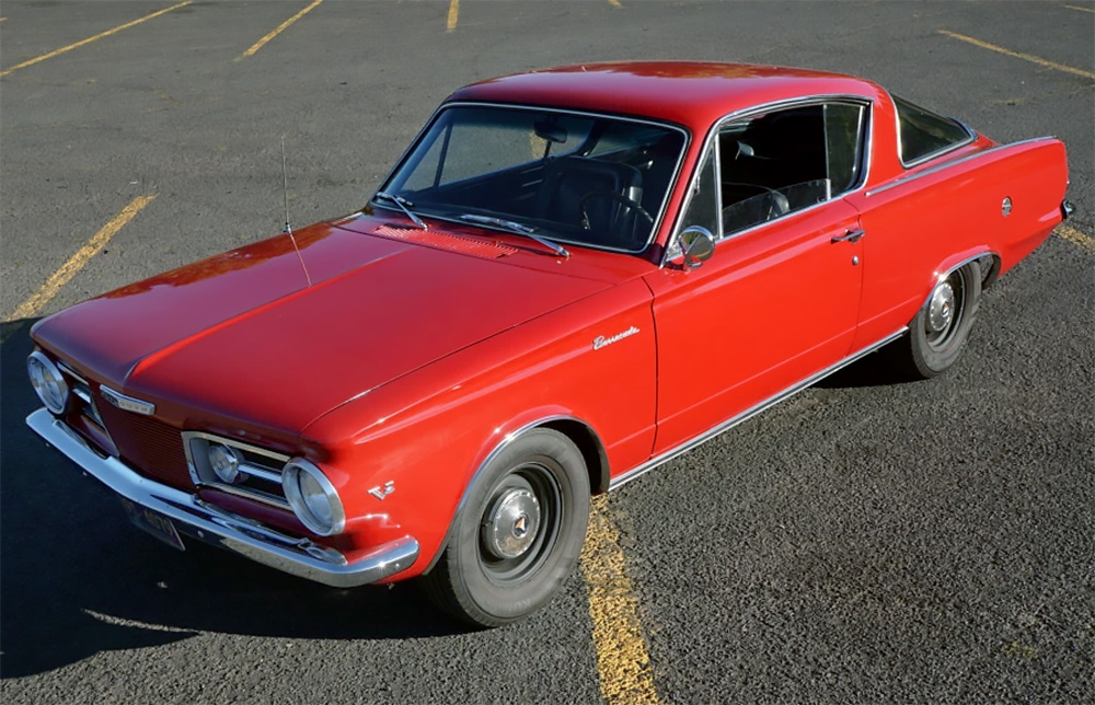 1964_Barracuda