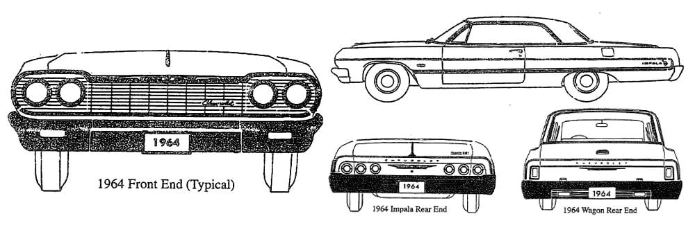 1964_Impala_identification