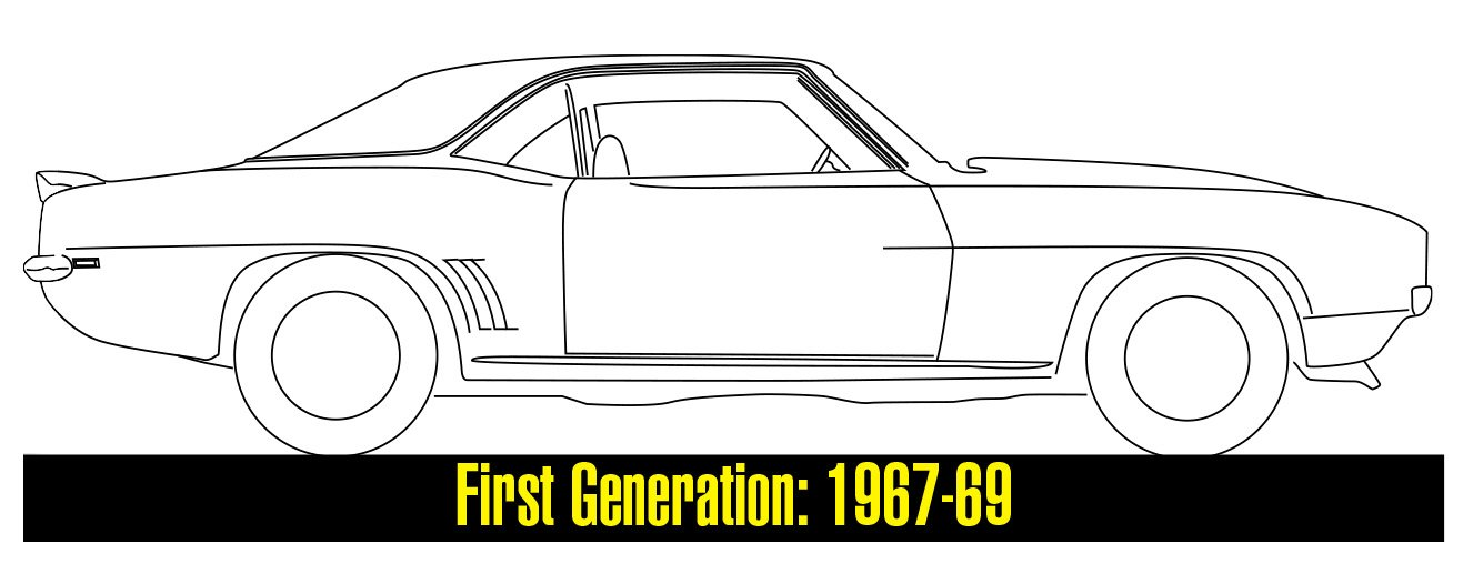 1967-69_Camaro_first_generation
