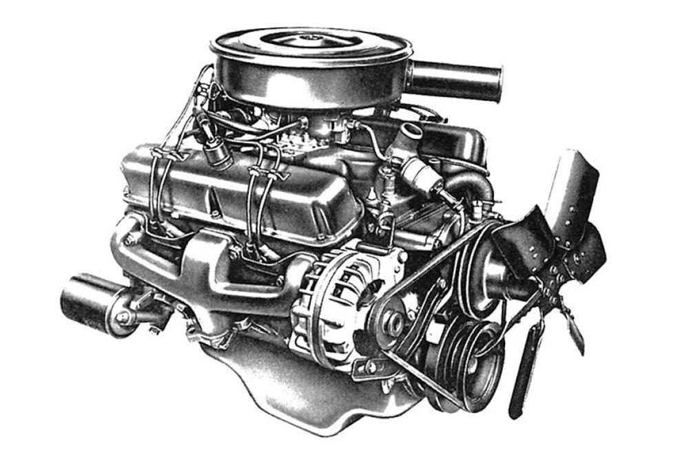 Classic-Mopar-engines-LA-small-block