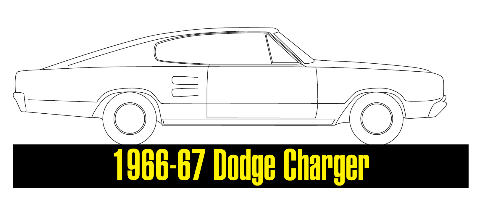 Classic_Dodge_66_Charger