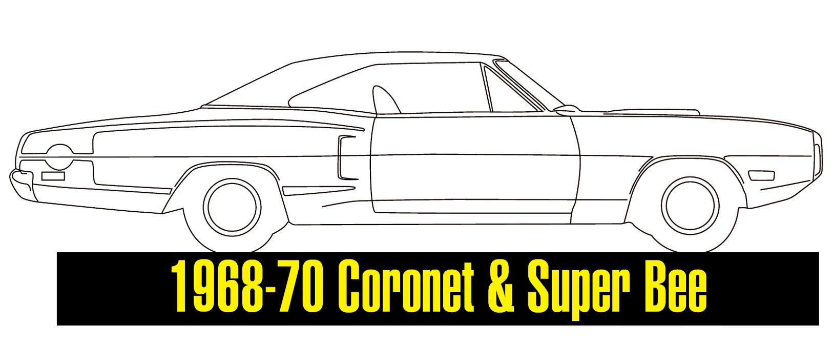 Classic_Dodge_68_Coronet_SuperBee