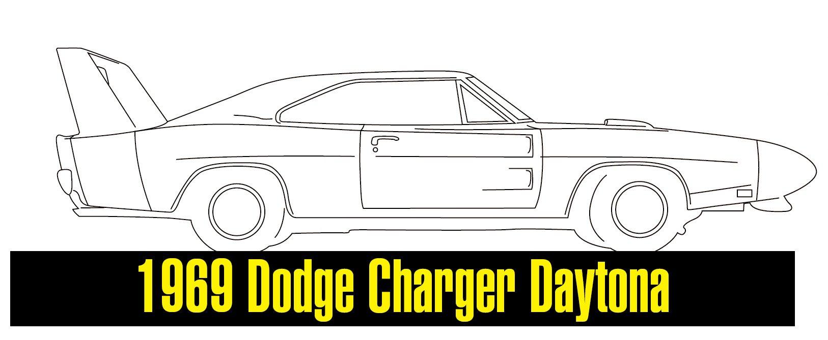Classic_Dodge_69_Charger_Daytona