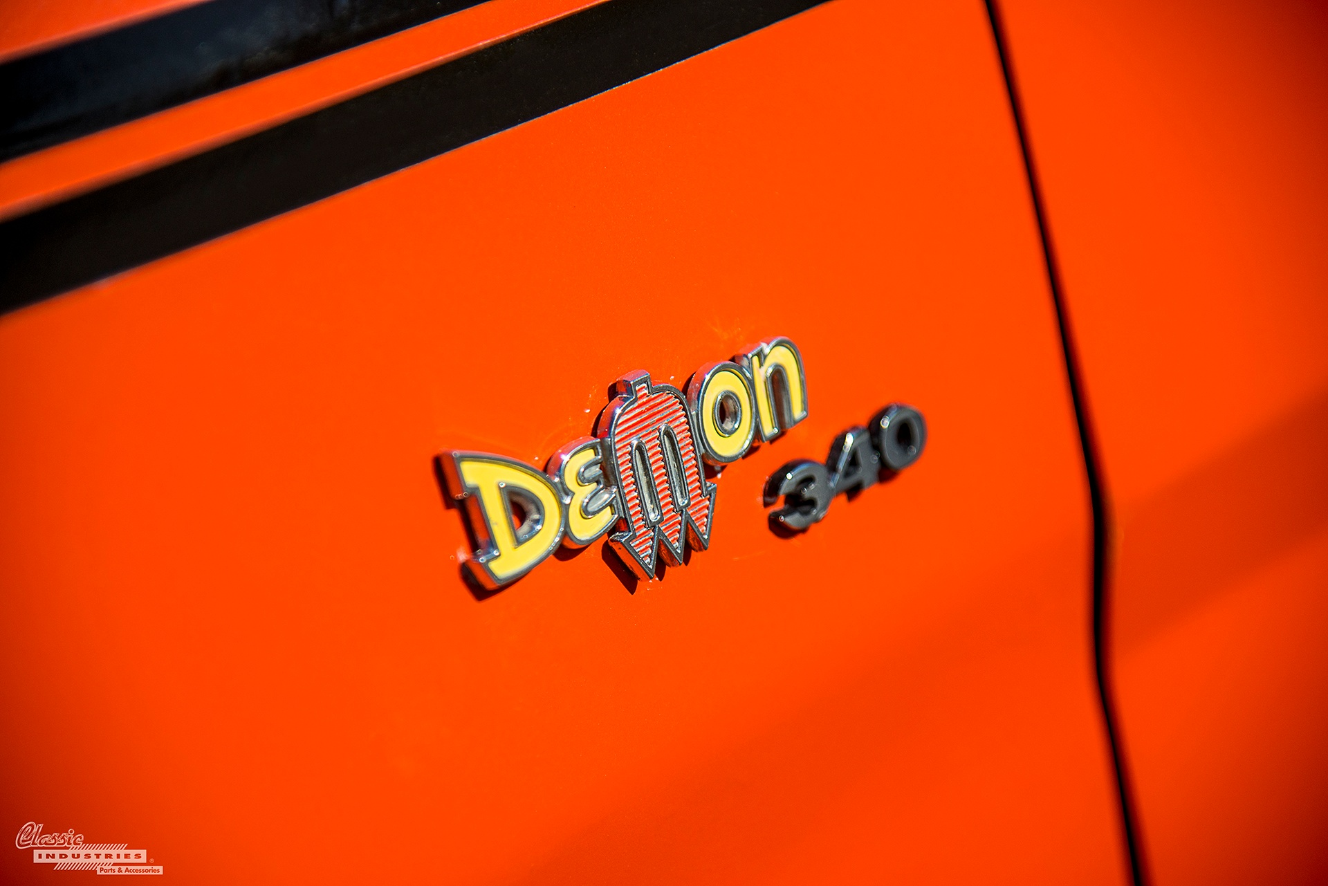 Slide Demon Emblem