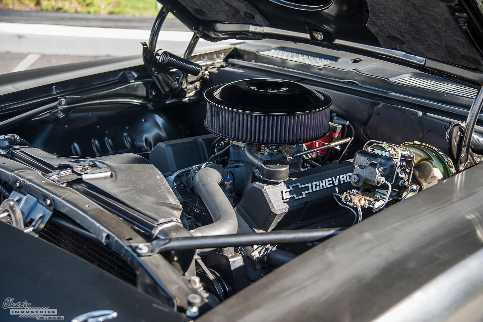 Project 69 Engine