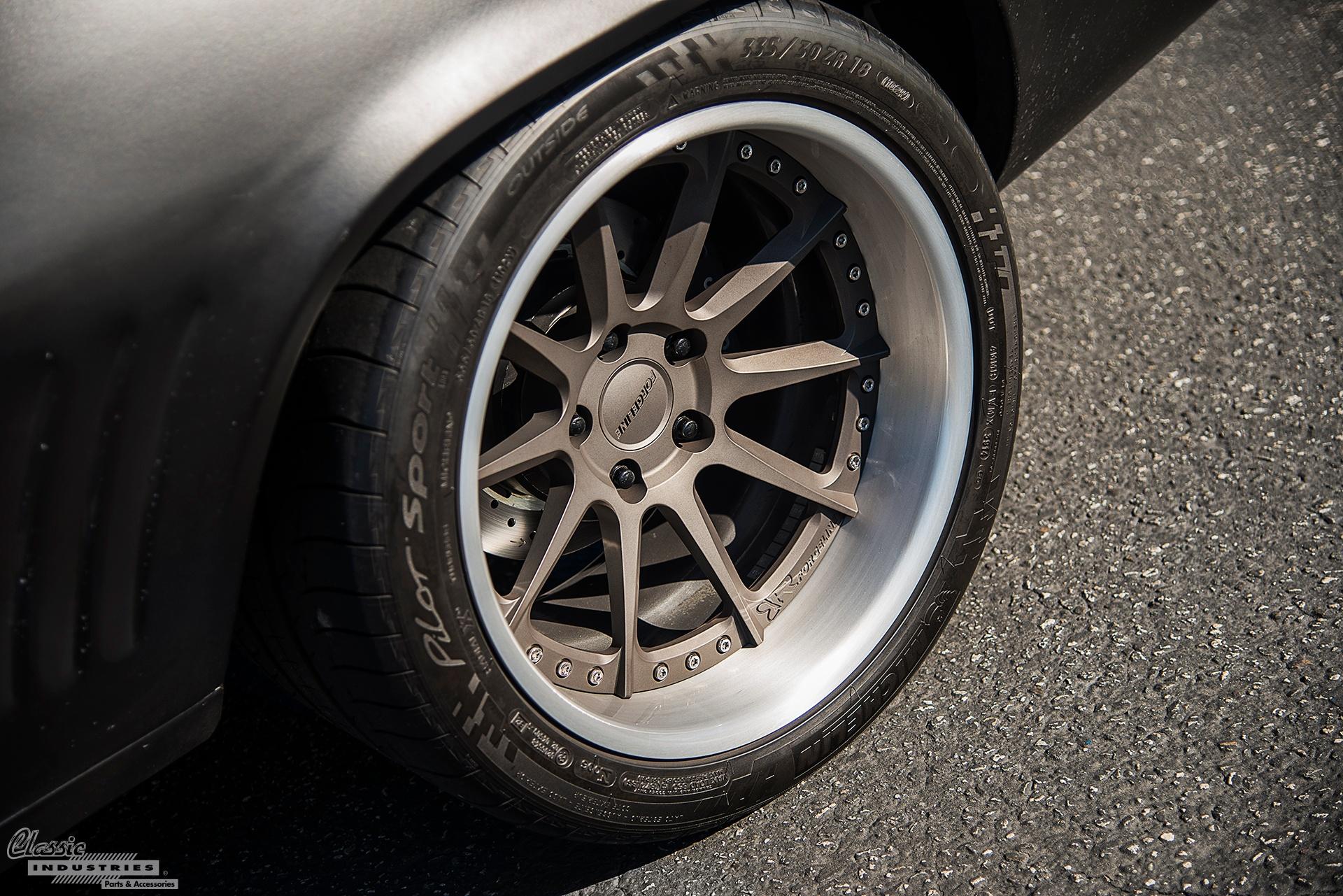 Project 69 Wheel