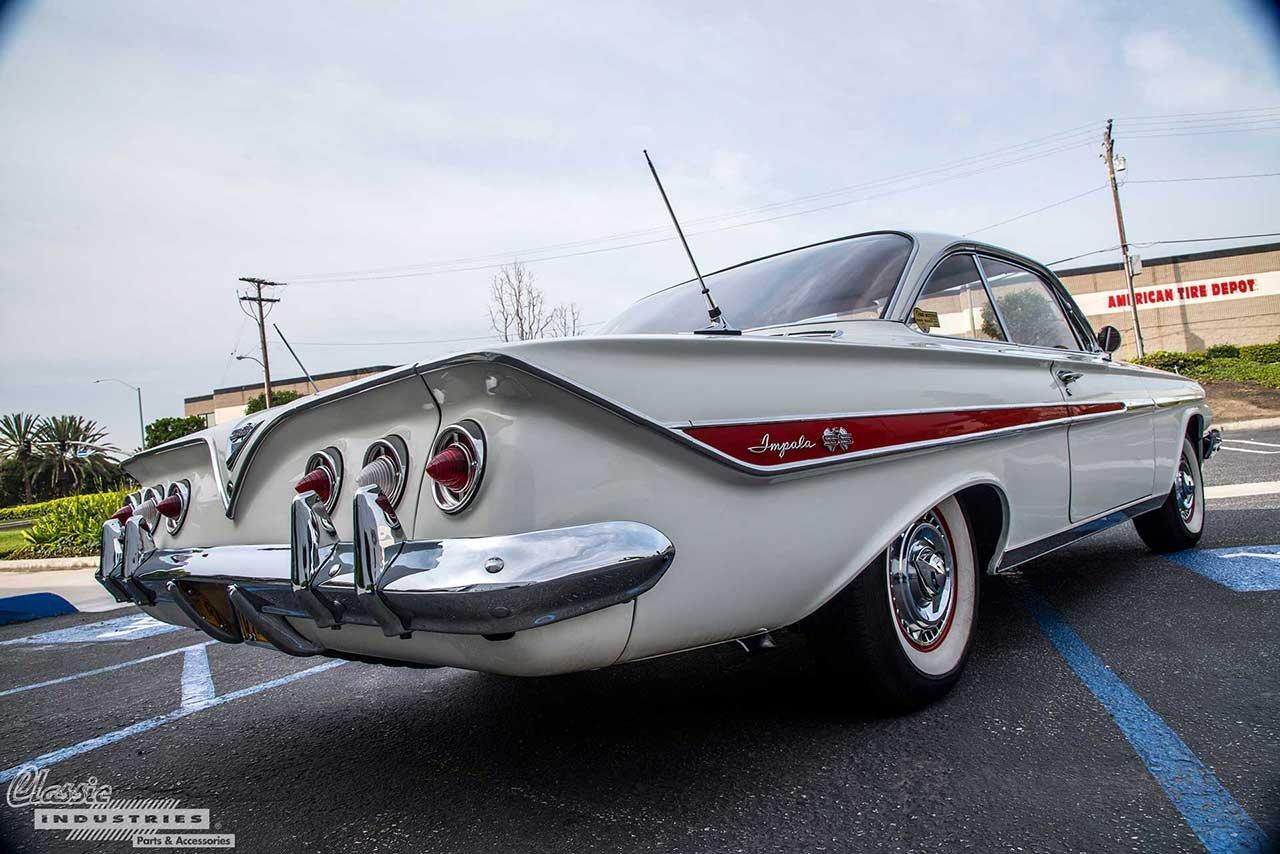 1961 Impala SS - Giddyup 409