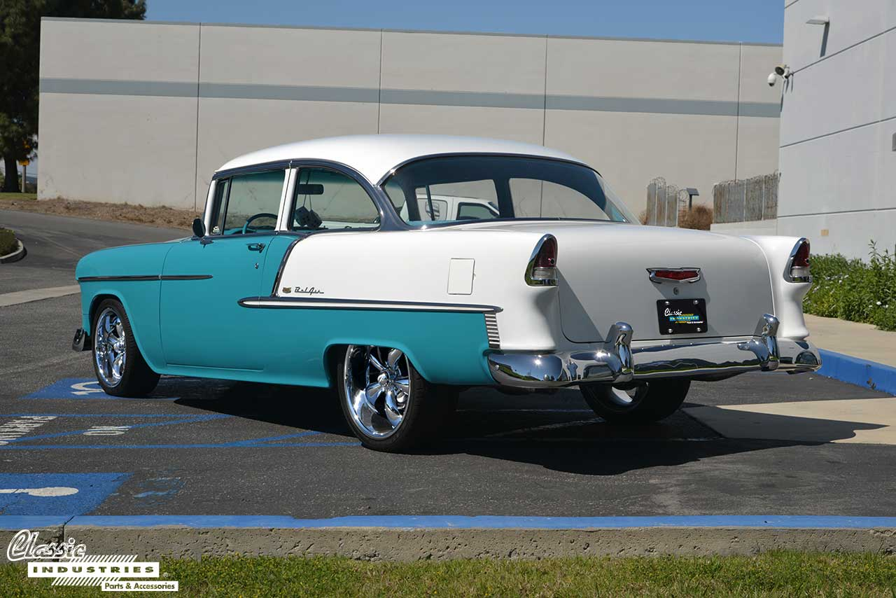 55-Chevy-Rear
