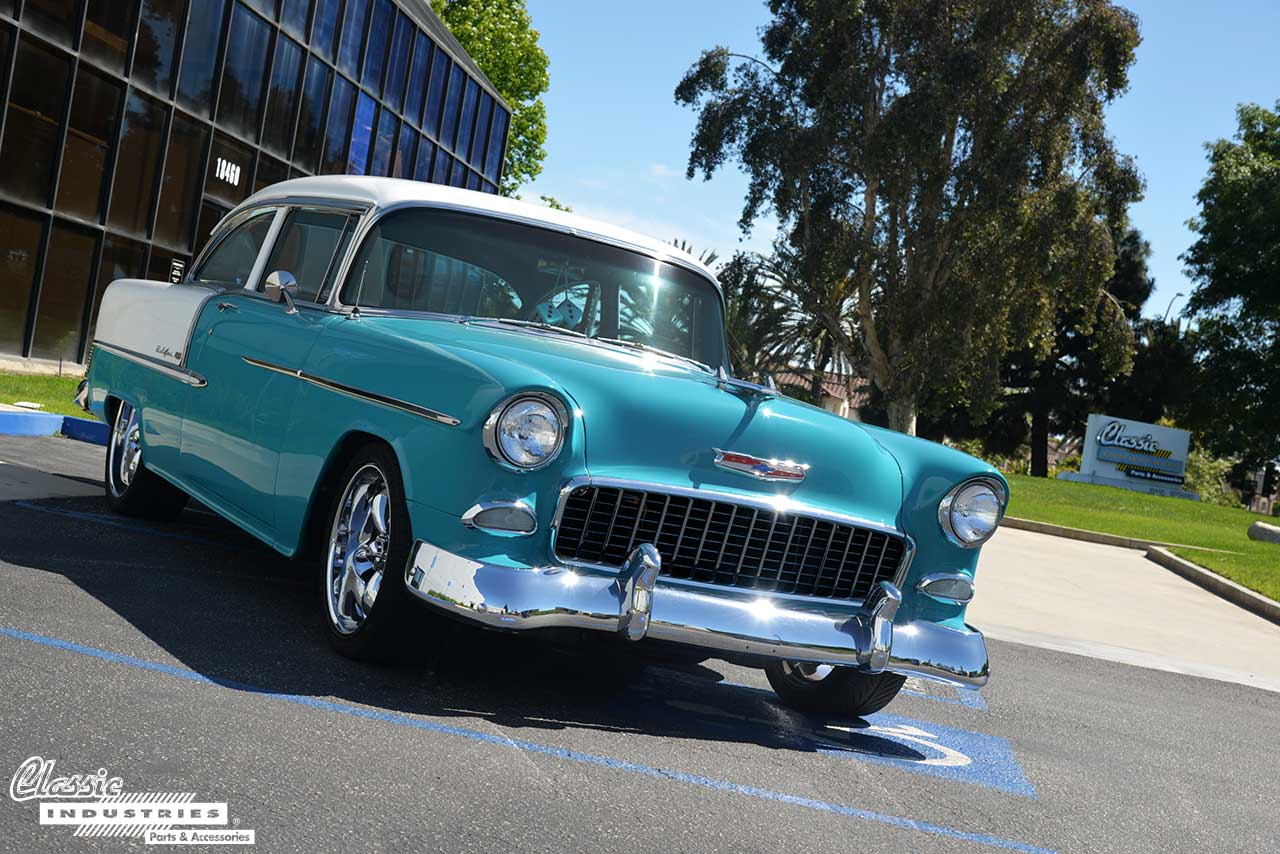 55-Chevy-Sign