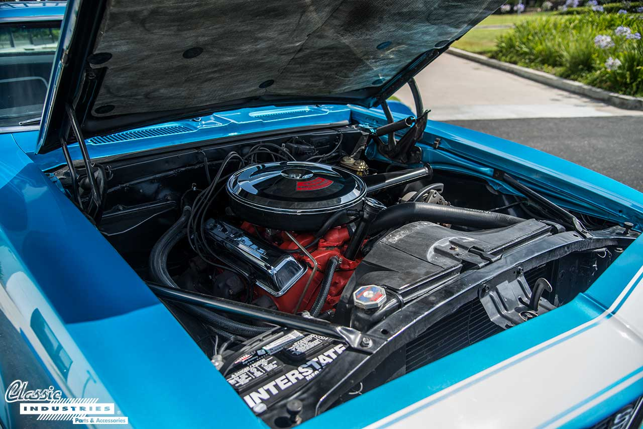 Camaro-67-Engine