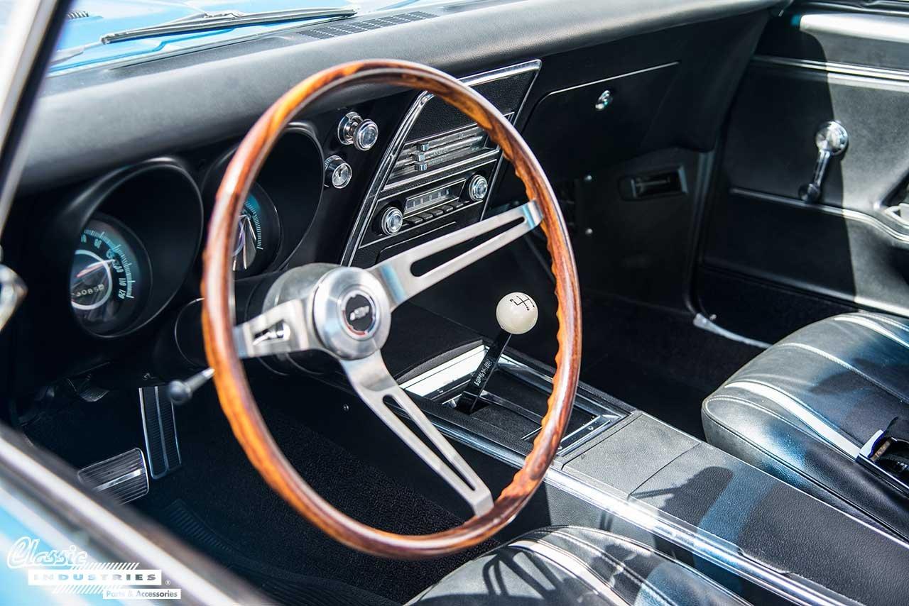 Camaro-67-Interior