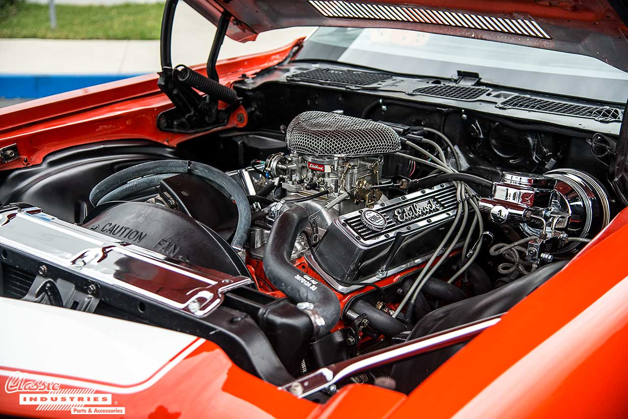 SS-Orange-Engine