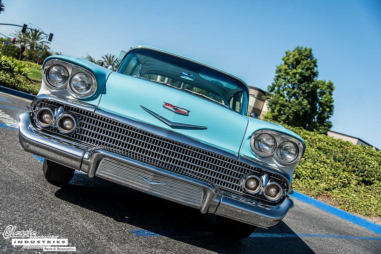58-Chevy-Front