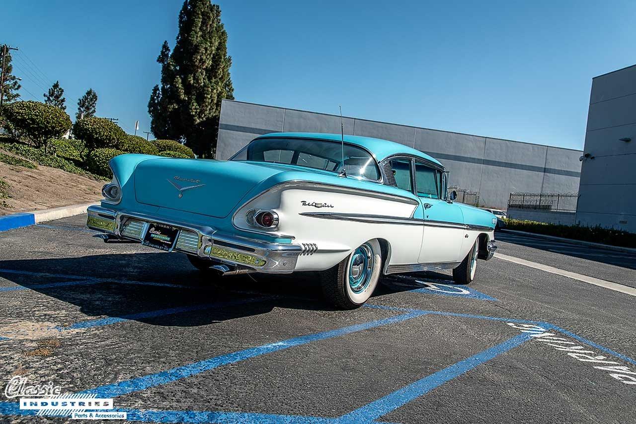 58-Chevy-Rear