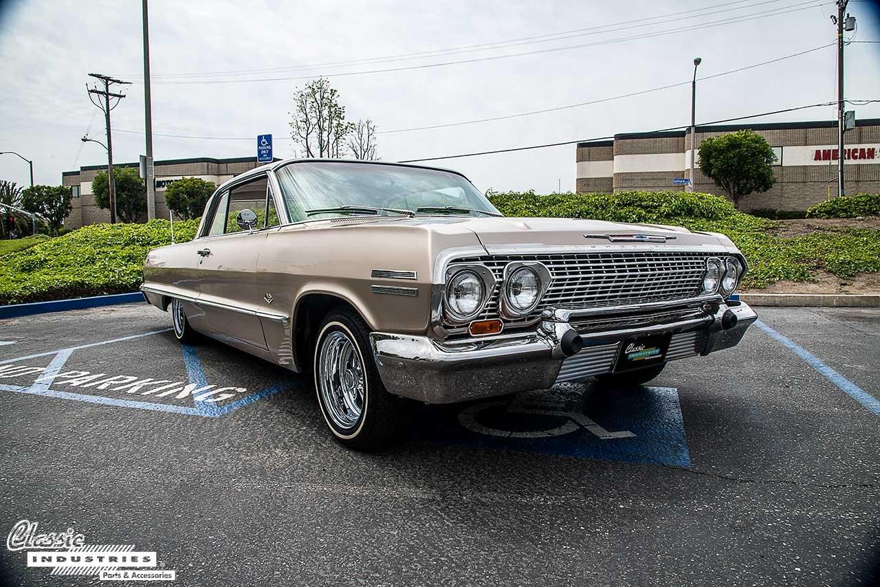 63-Impala-Front