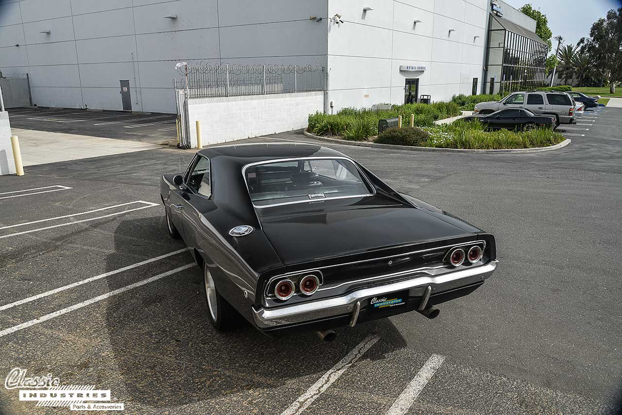 Charger-Back