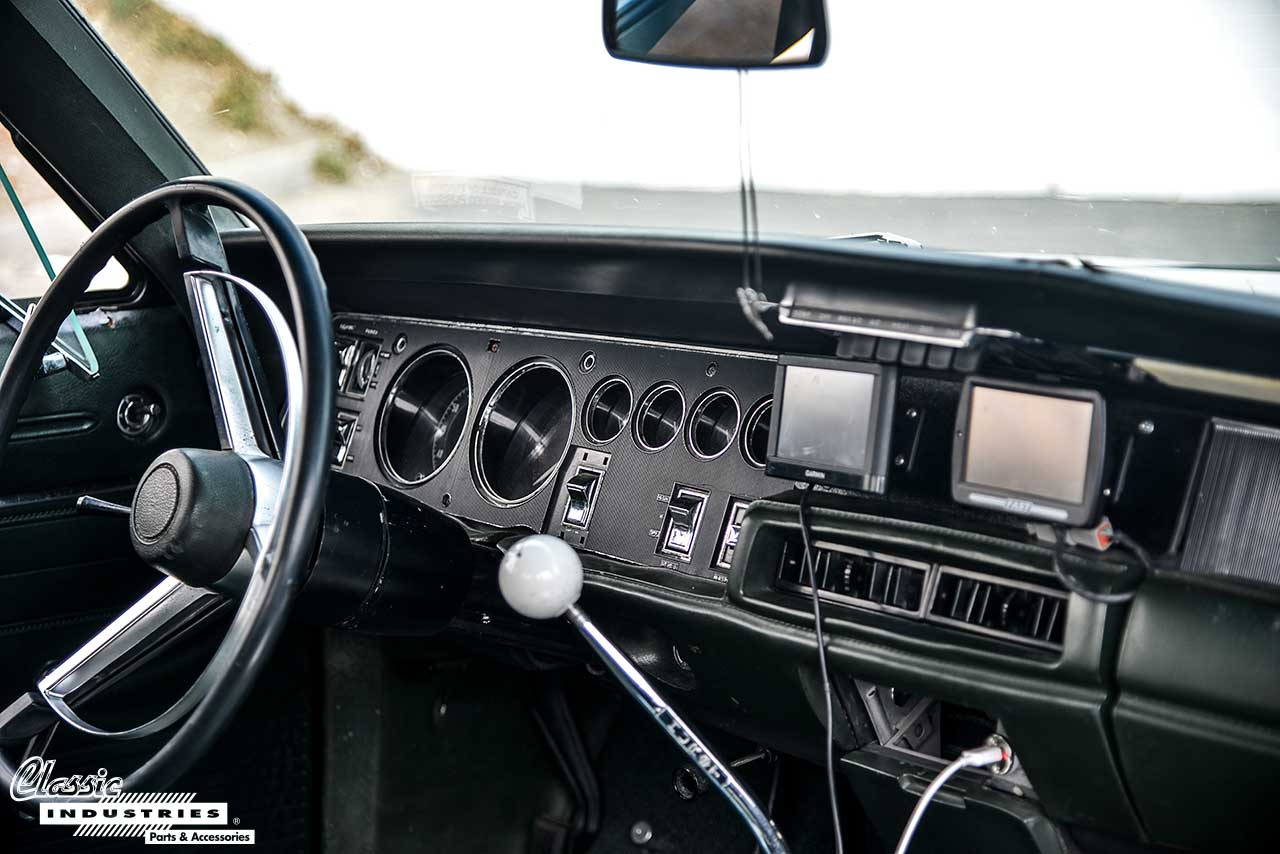 Charger-Interior
