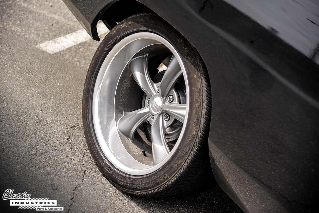 Charger-Wheel