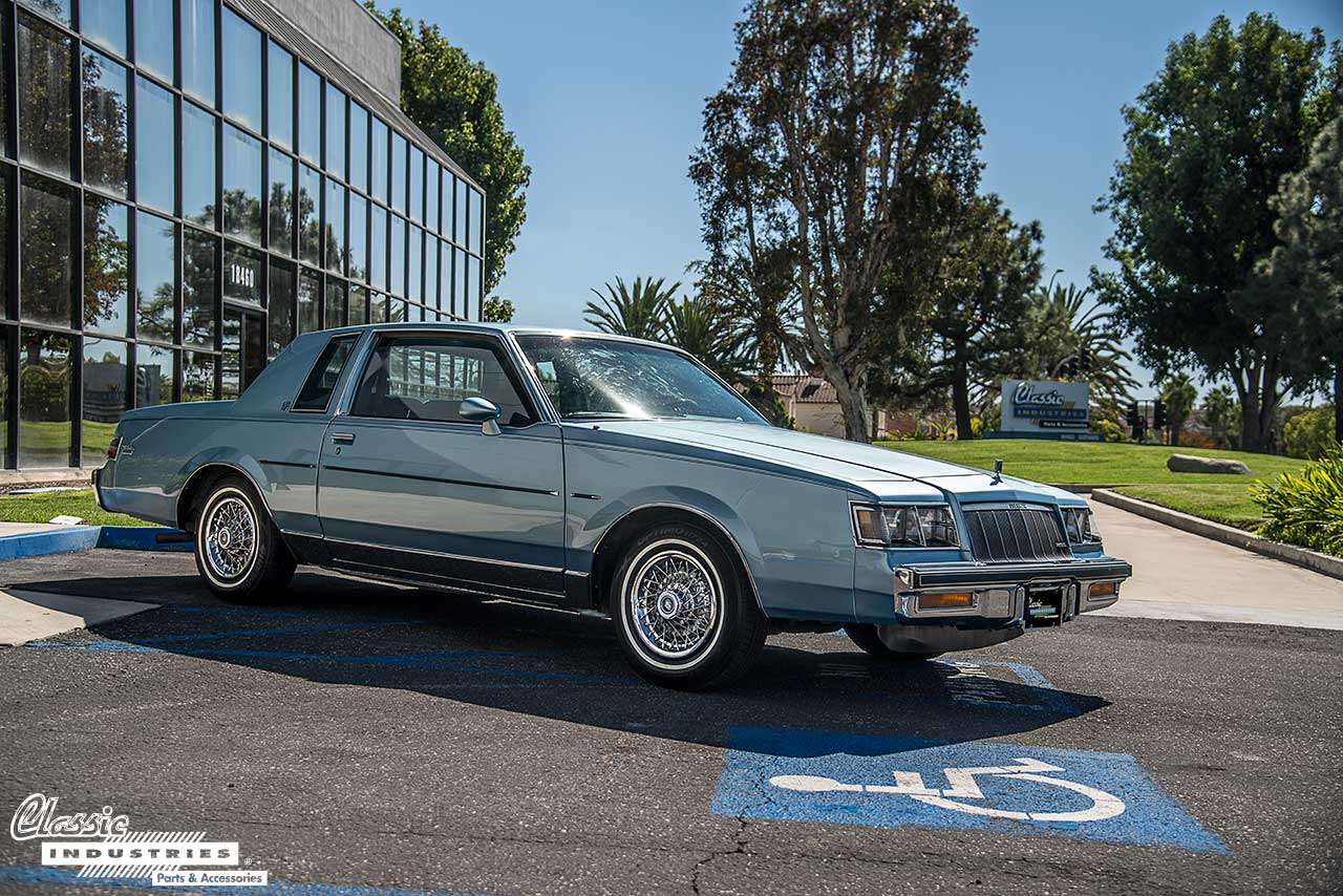 1985 Buick Regal - A Tribute to Mom
