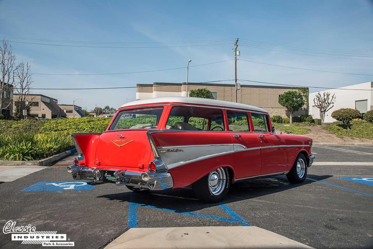 Wagon-Rear