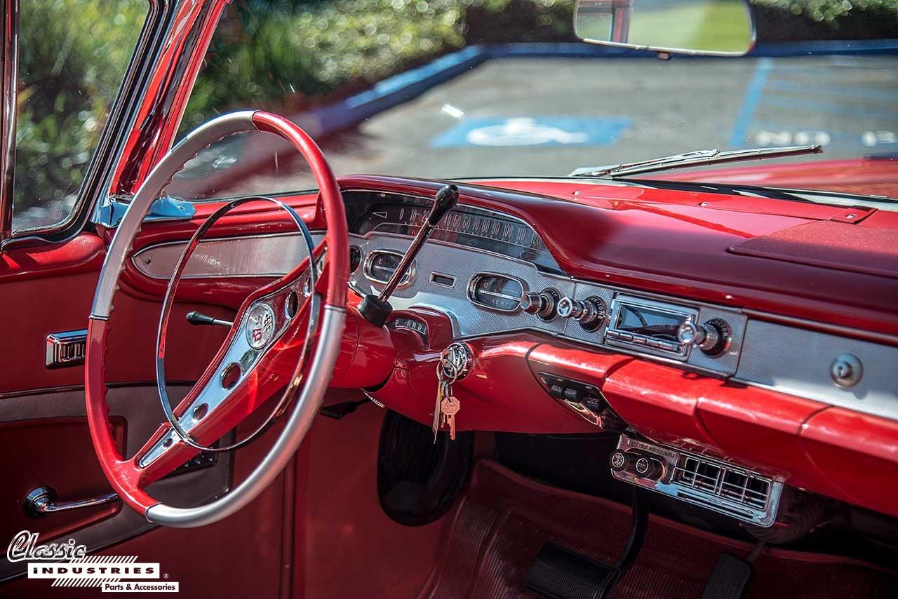 58-Impala-Dash