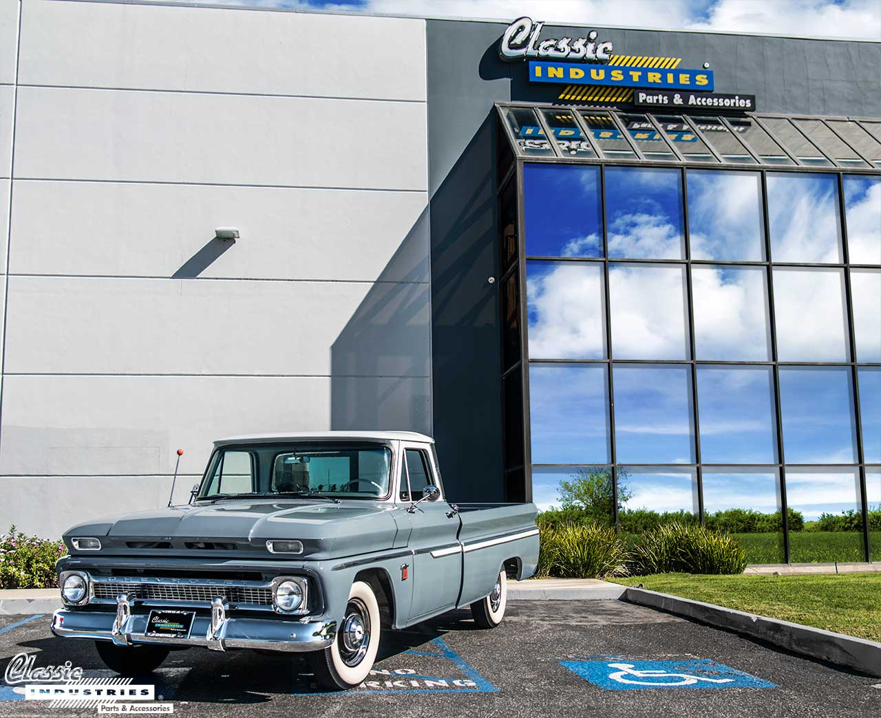 64-Chevy-Truck-Building
