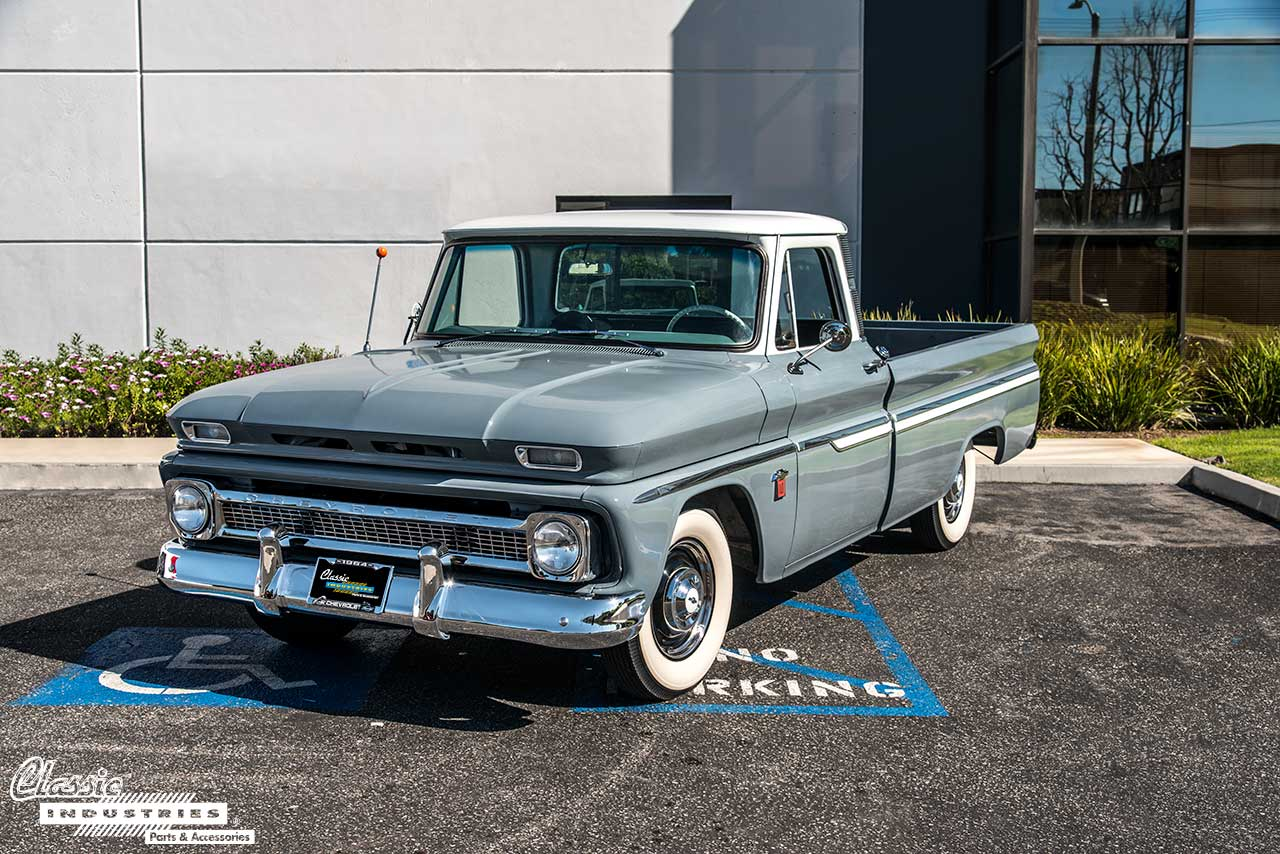 64-Chevy-Truck-Front