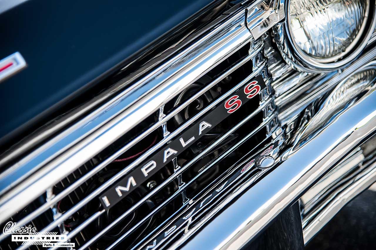 65 Impala Emblems