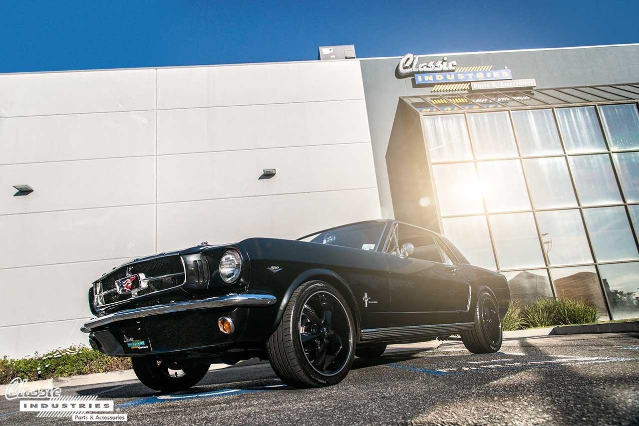 65-Mustang-Sun