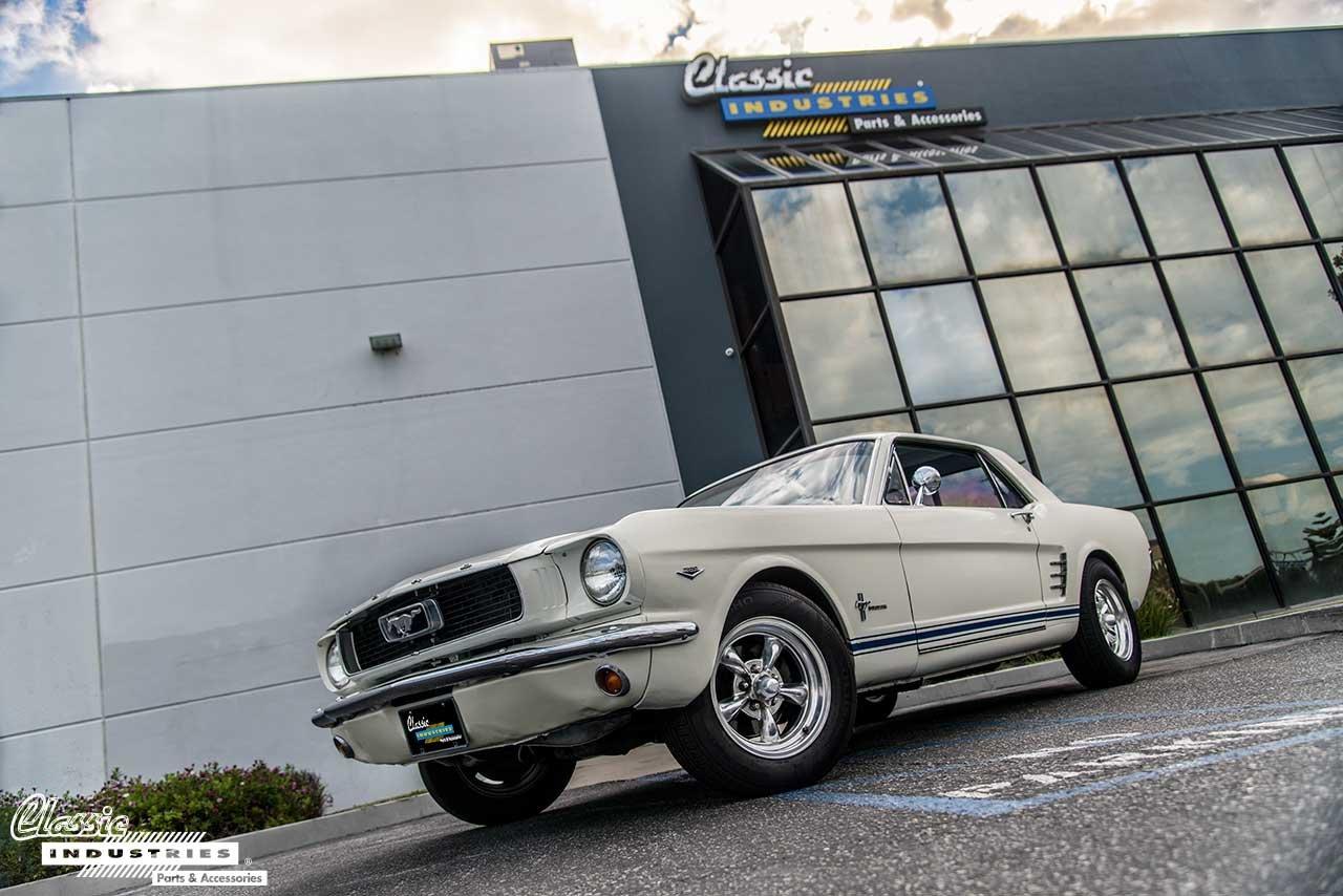 66-Mustang-Building