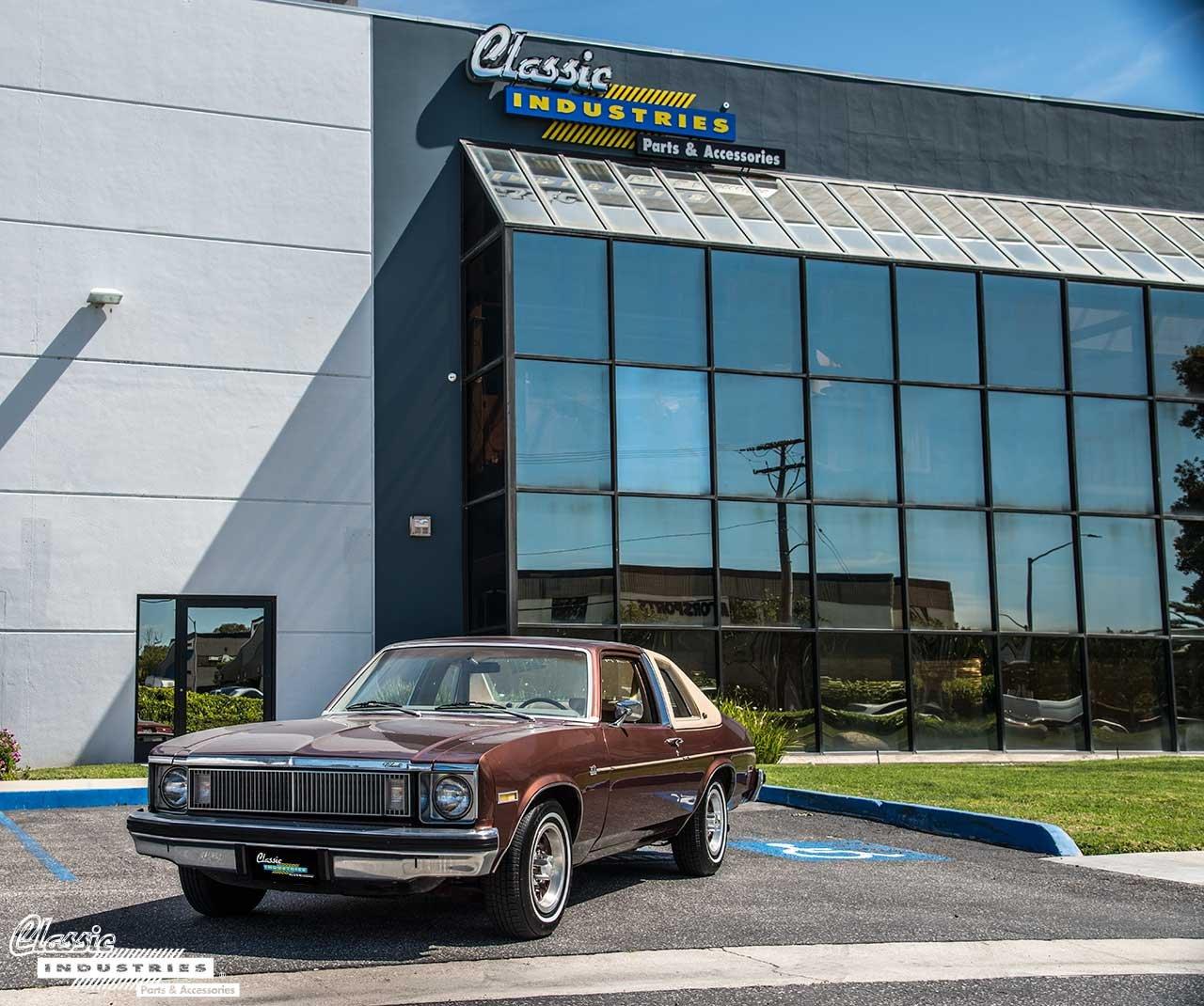1978 Nova Custom - Cruising in Style