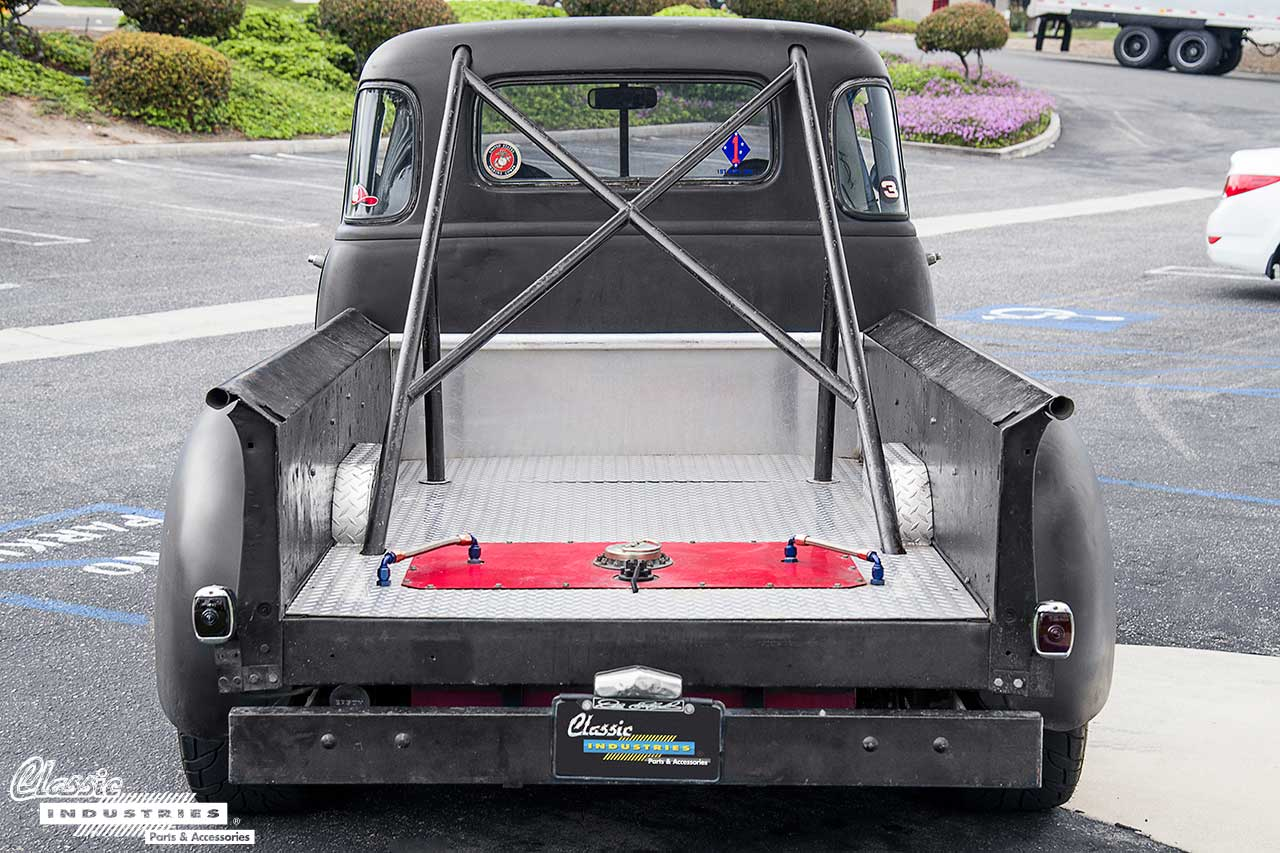 54Chevy3100Drag_Rear