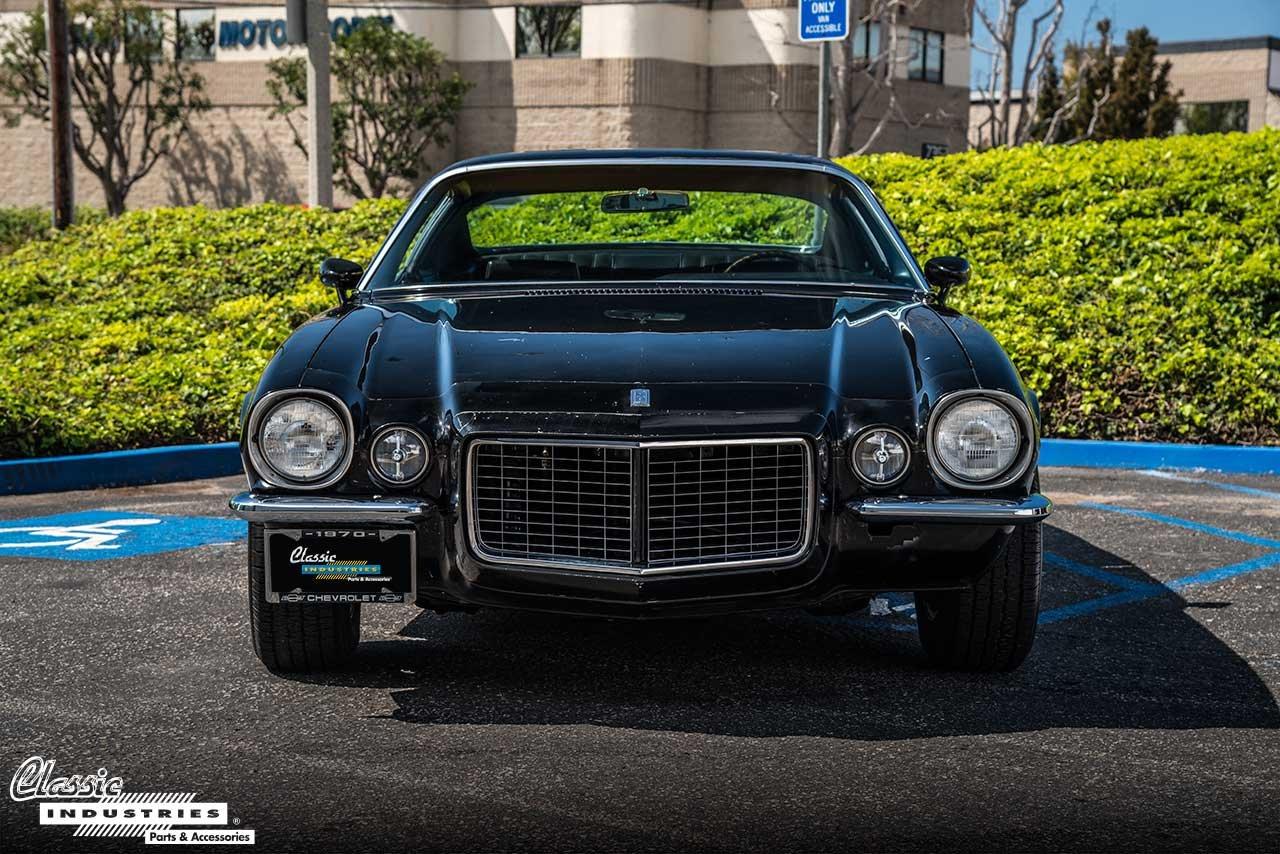 70-Camaro-Front