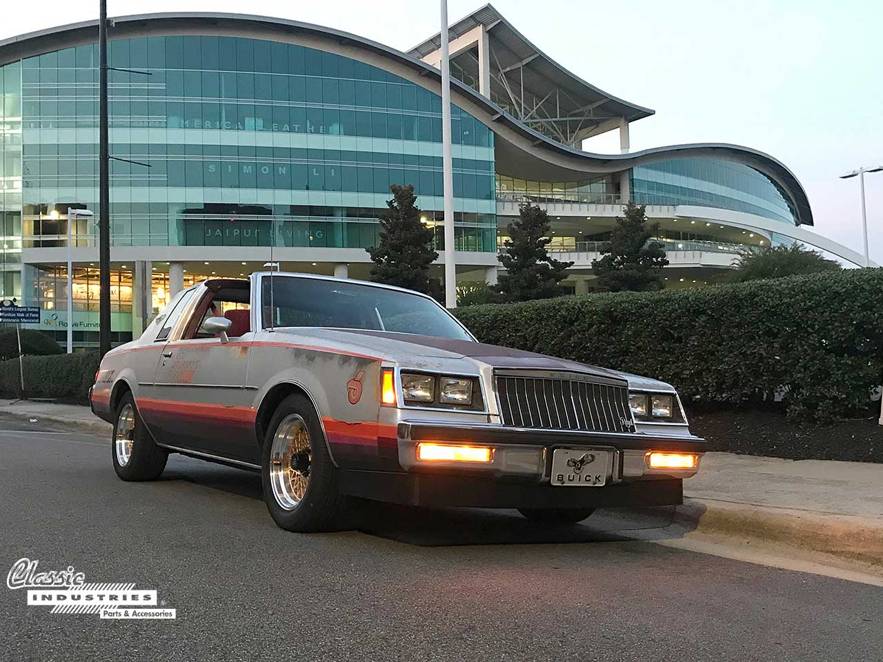 81-Regal-Pace-Car_Building