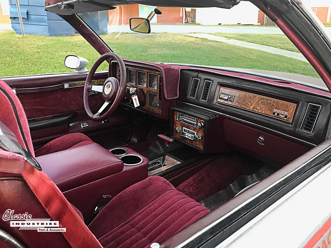 81-Regal-Pace-Car_Interior