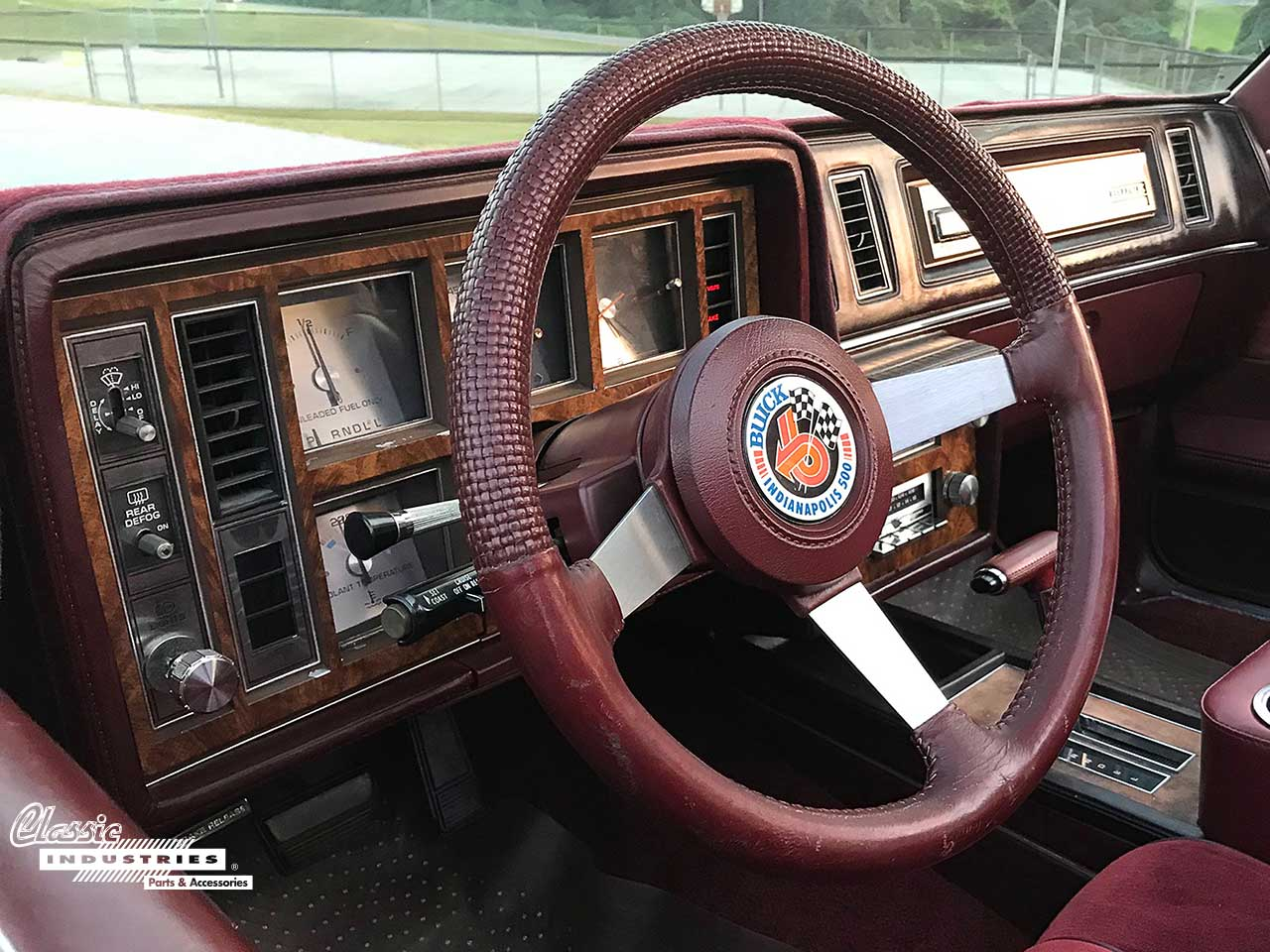 81-Regal-Pace-Car_SteeringWheel