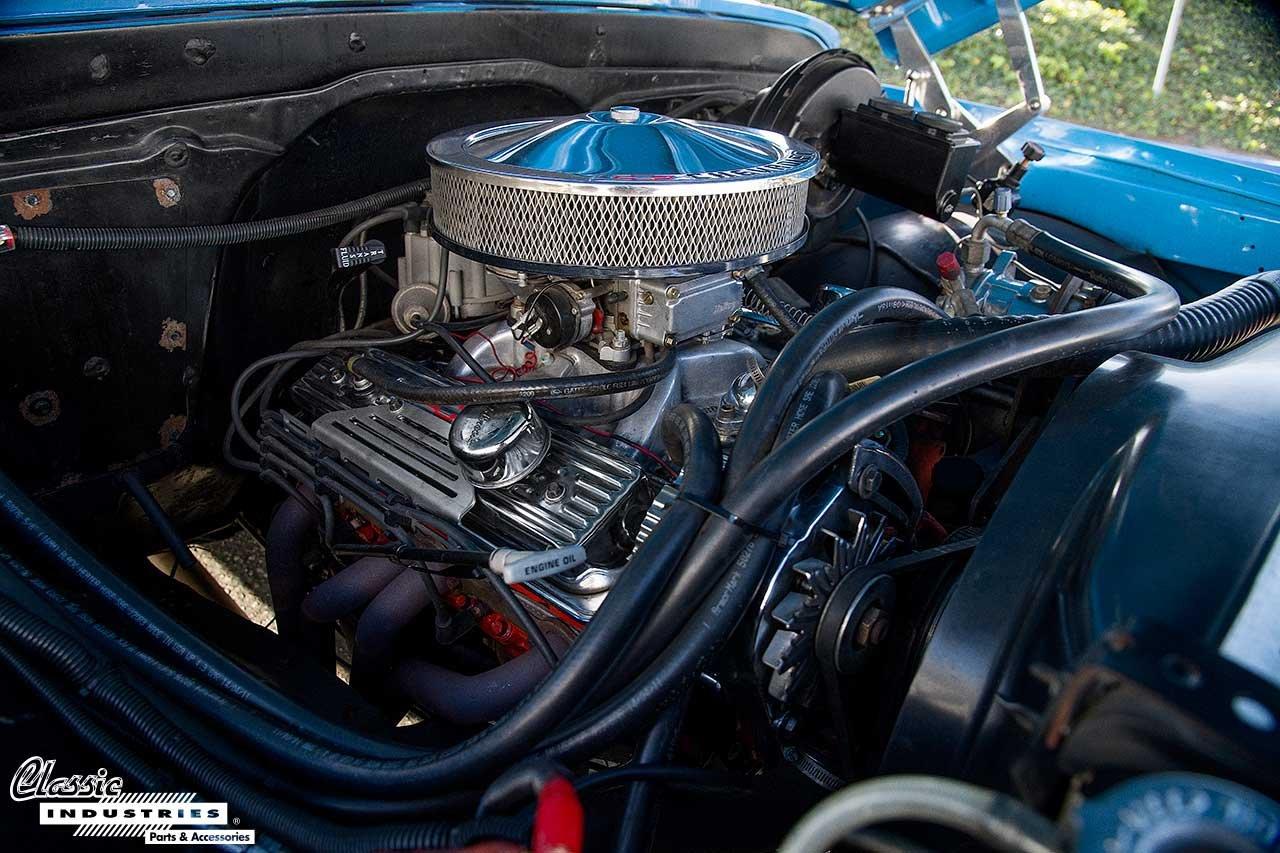 69-C10-Blue_Engine