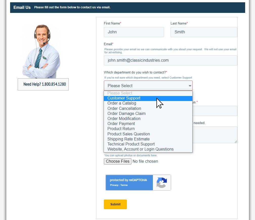 Classic_industries_contact_FAQ_3
