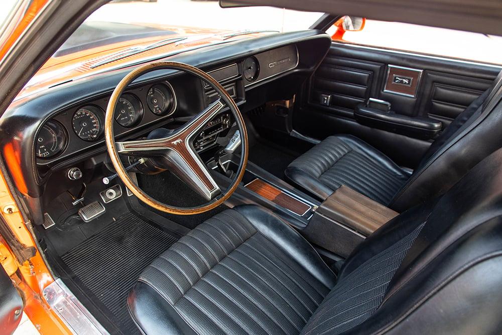 Cougar_interior