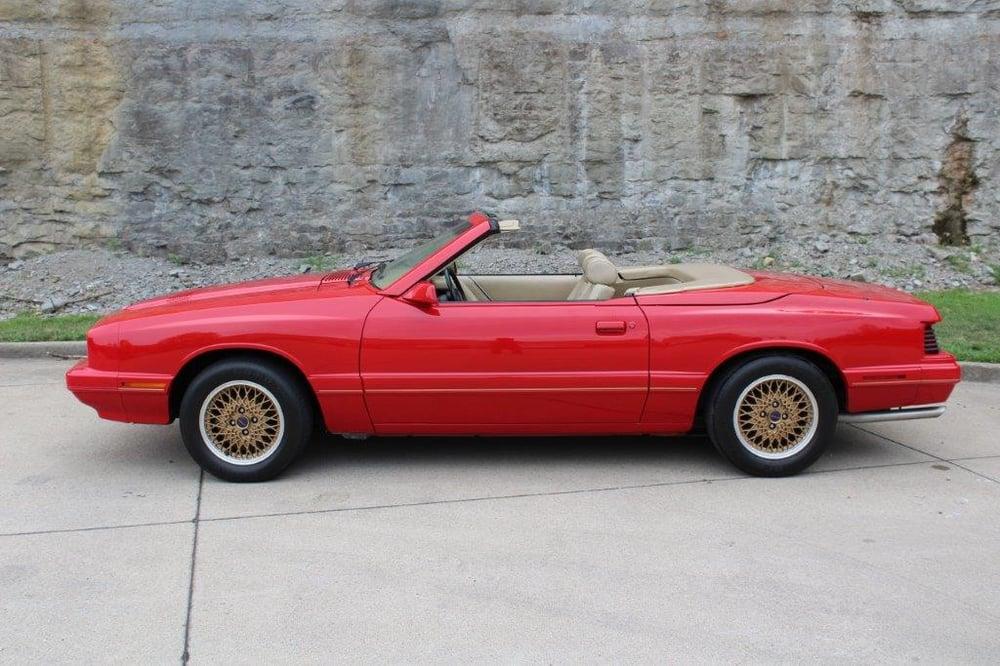 FL21_Mecum Kissimmee 2021_1985 Mercury Capri ASC McLaren Convertible_G38_Side-1