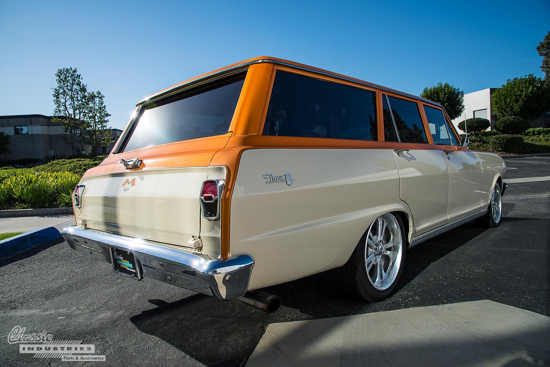 1963 Nova wagon 2