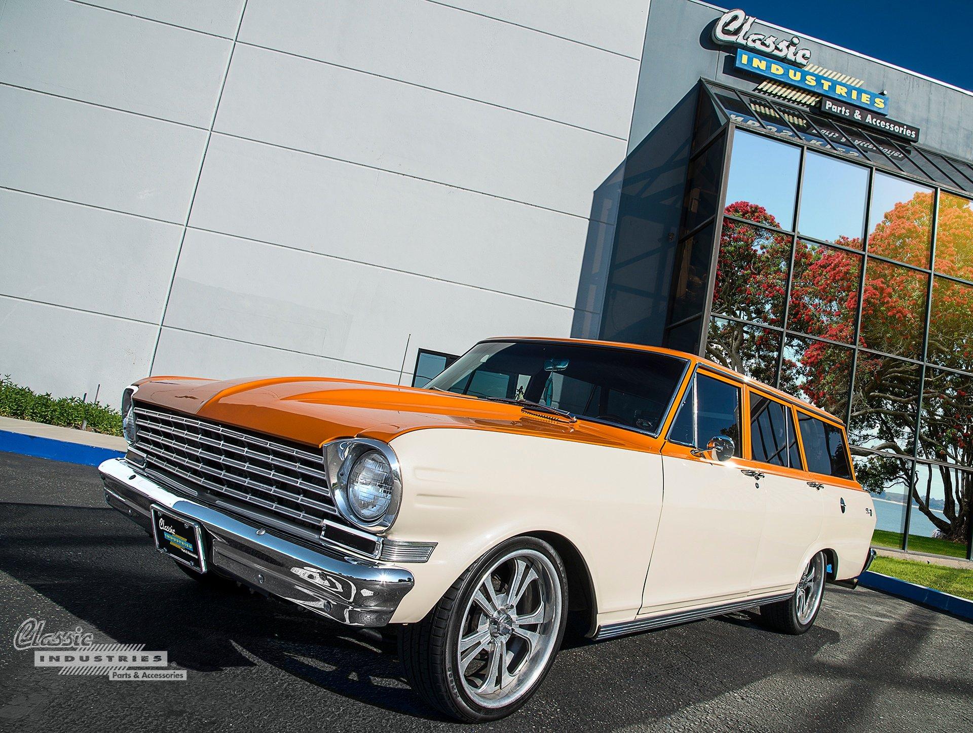 1963 Nova wagon 6