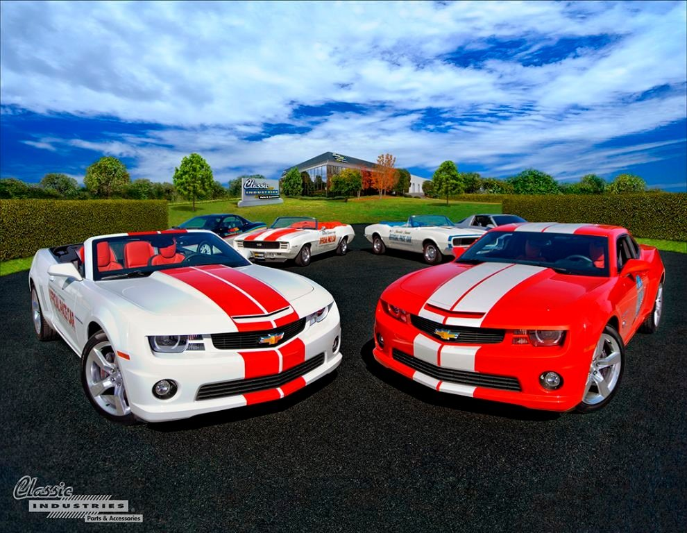 image of Classic Industries 2010-Up Camaro Pace Cars