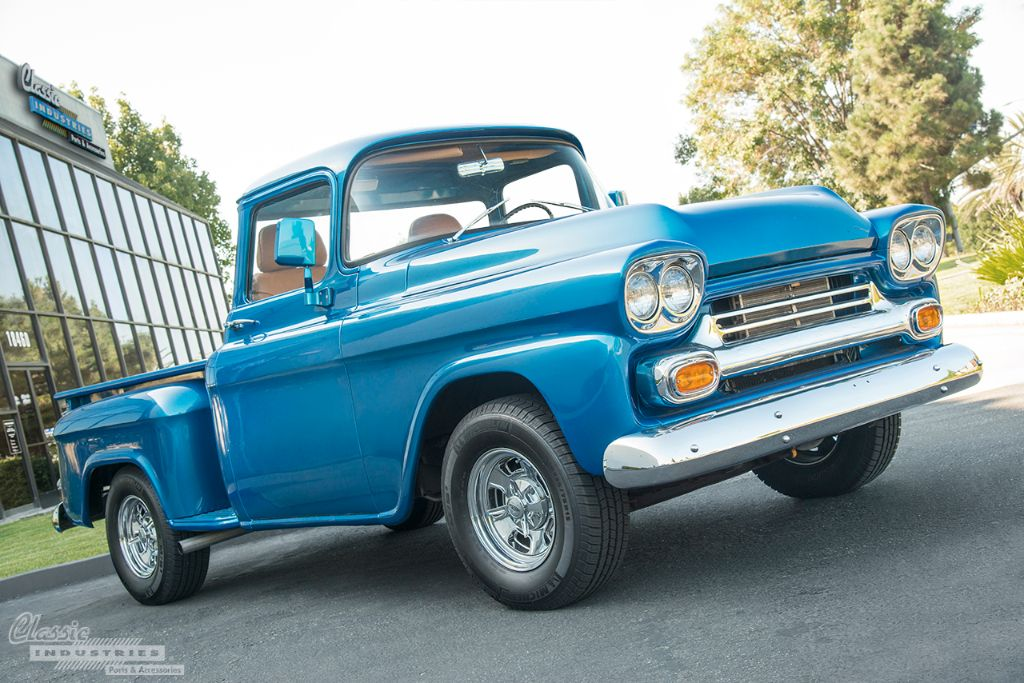 '56 Chevy truck 01