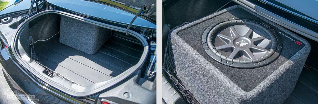 Black '12 Camaro RS 7