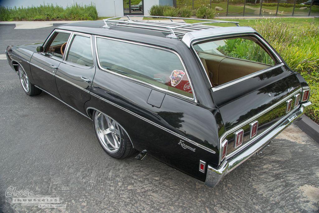 Black 69 Impala wagon 03